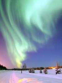 Northern Sweden Boasts Prime Vantage Point for Northern Lights Adventure