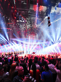 The Eurovision Song Contest Makes Its U.S. Debut