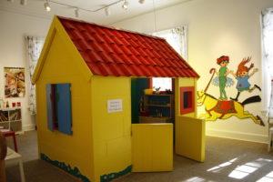 Pippi Longstocking Exhibition