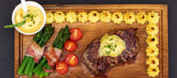 Swe-Dishes: Steak On A Plank (Plankstek)