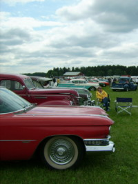 In the News: Swedes meet muscle cars, the Elvis Presley era and the greasers