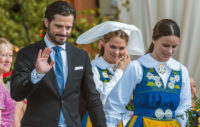 Sweden's Prince Carl Philip goes public on Instagram