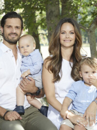 In the News: Swedish Princes, Princesses Lost Their Royal Titles