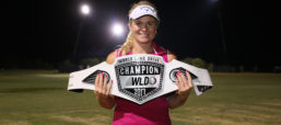 Meet Sandra Carlborg, Five-Time Long Drive World Champ (And Owner Of 401-Yard Drive)
