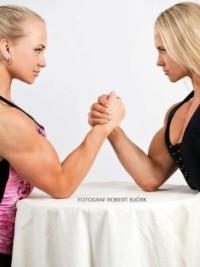 Rotunda Returns to Arm Wrestling