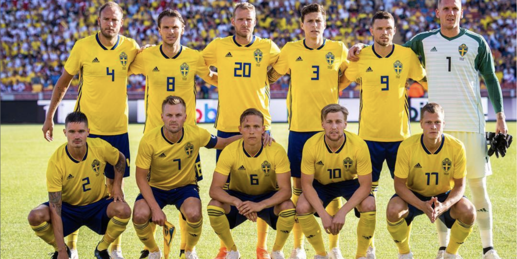 a29feb01e Eight Swedish Sweethearts Of The 2018 World Cup
