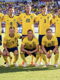 Eight Swedish Sweethearts Of The 2018 World Cup