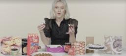 Zara Larsson Taste Tests IKEA Treats And Eats
