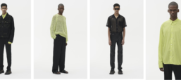 Progressive High-Fashion Menswear From CMMN SWDN