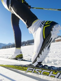 The Five: winter sports in Sweden