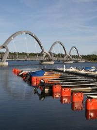 The Sölvesborg Bridge: Getting the LED Out