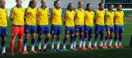 Women's World Cup: Sweden VS. The Netherlands In Semi-Finals