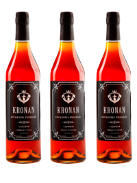 KRONAN Swedish Punsch: An American Take on a Scandinavian Staple