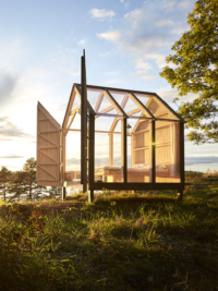 This American Spent 72 Hours In A Glass Cabin In Sweden To De-Stress