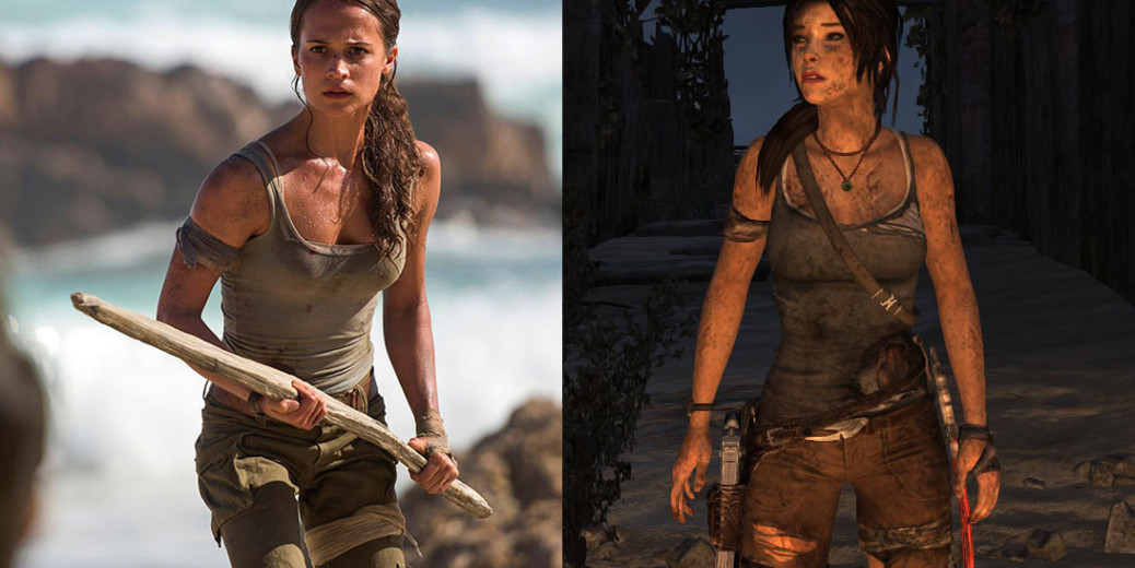 """Tomb Raider"" trailer is here!"