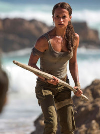 In the News: Excitement heightens over Alicia Vikander's Lara Croft