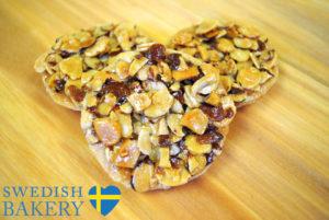 Swedish Bakery Toska Tarts