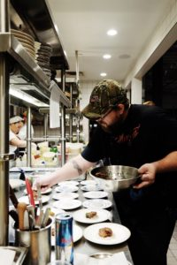 Upton 43 Chef Erick Harcey