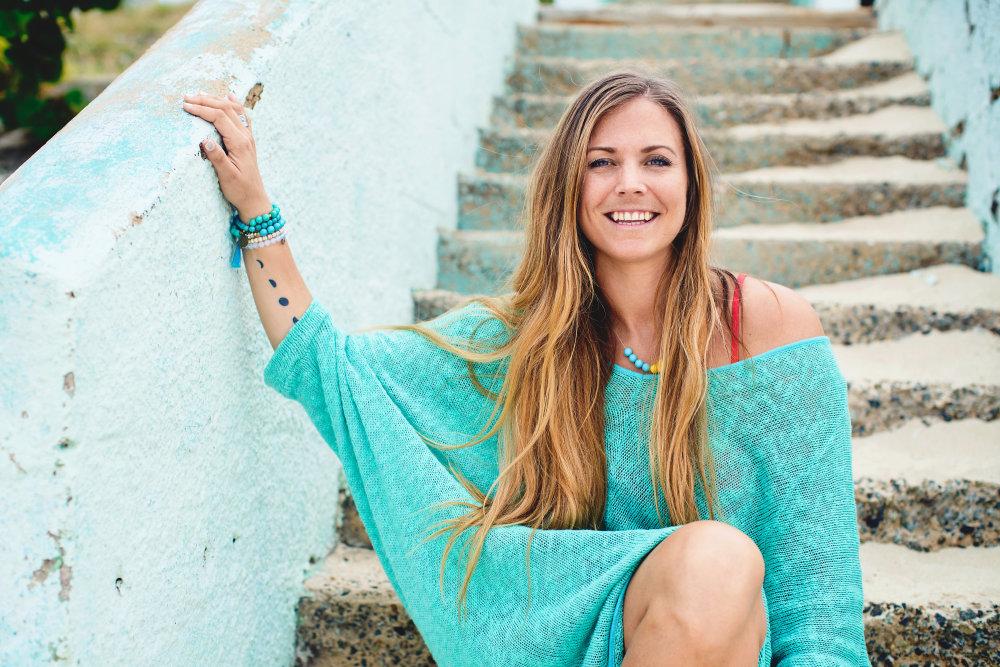 From Sweden to Aruba, Rachel Brathen's Yoga Girl Journey