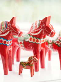 Swedish Dala Horses: A Lesson About A Popular Swedish Icon