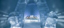 In The News: Spectacular ICEHOTEL Opens in Sweden