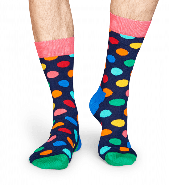 big-dot Happy Socks