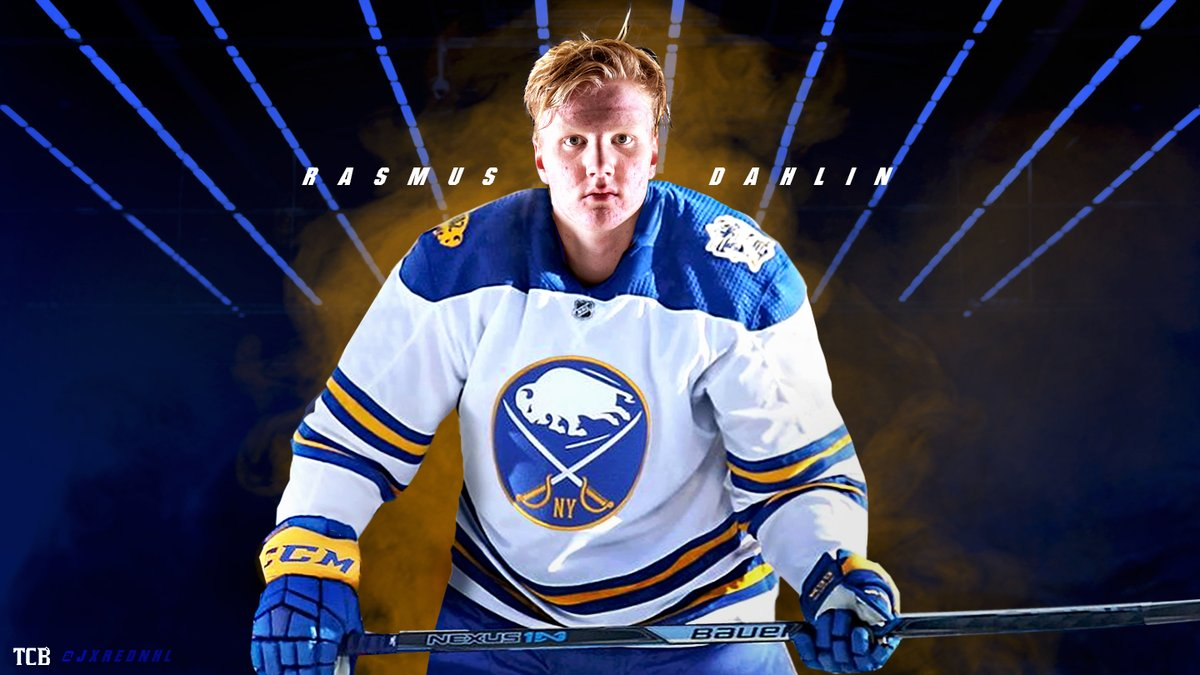 official photos df83b 6becb Rasmus Dahlin: A Swede on the Rise