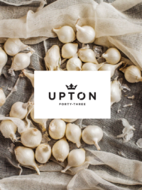 'Weird Revelation' Leads to Upton 43, One of the Hottest New Restaurants in the Country