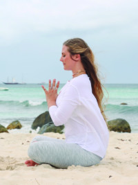 Meeting Her Mat: From Sweden to Aruba, Rachel Brathen's Yoga Girl Journey