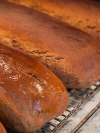 Swe-Dishes: Syrup Loaf (Sirapslimpa)