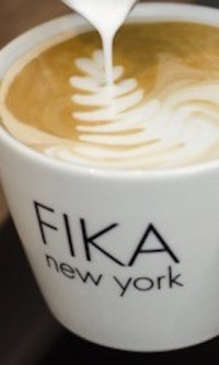 Fika (the culture) meets FIKA (the shop)
