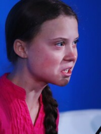 Greta Thunberg Isn't Afraid To Have The Climate Conversations Leaders Don't Want To Have