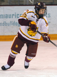 The Puck Stops Here: Talking Hockey with UMD's Linnea Hedin