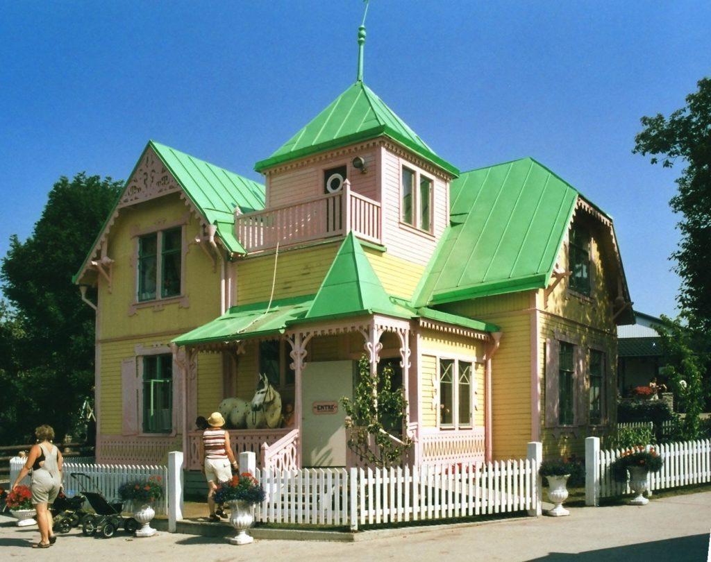 Home of Pippi Longstocking