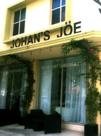 Drop by Johan's Jöe for Swedish Coffee in Sunny South Florida