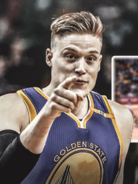 Jonas Jerebko, NBA's Lone Swede, Giving Boost To Warriors