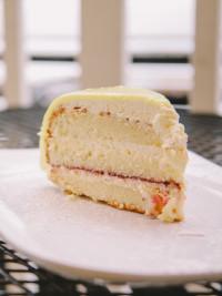 Let us eat cake, princess cake