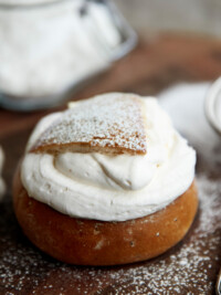 In The News: A World-Record Semla Bun In Time For Shrove Tuesday?