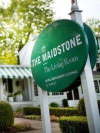 The Maidstone's Makeover