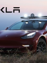 Swedish Innovator Turns Her Tesla Into A Truck