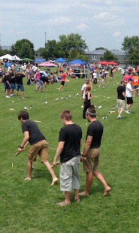 Meet Eric Anderson, the Man Who Brought Organized Kubb to America