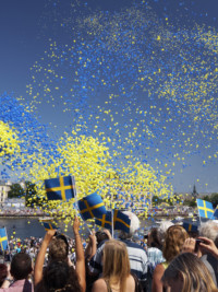Celebrate Sweden's National Day