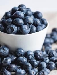 SWE-Dishes: 'Lagom' Blueberry And Vanilla Jam