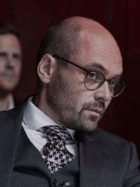 Swedish-Danish Actor David Dencik On The Rise