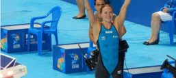 In the News: Sarah Sjöström Shines Again on Swimming Stage