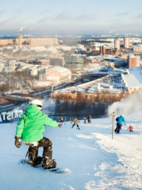 In The News: Winter Olympics In Stockholm In 2026?