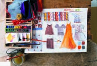 In The News: Fashion Designer Launches Exhibit At American Swedish Institute