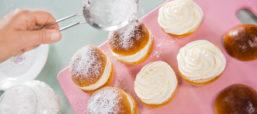 How To Eat Semla For Fettisdagen