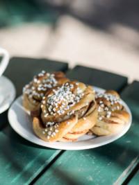 In Sweden, October 4 Is National Cinnamon Bun Day