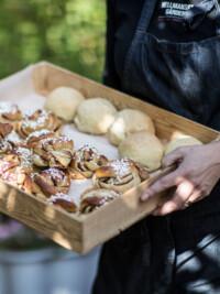 Kanelbullens Dag (Cinnamon Bun Day) is Oct. 4